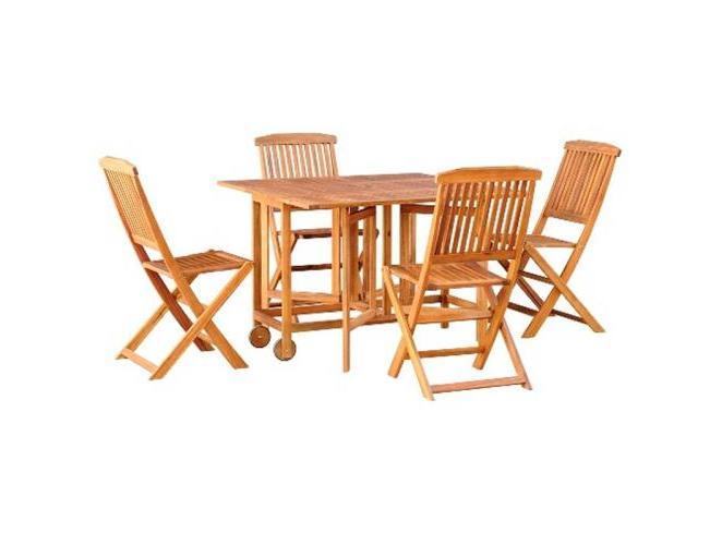 Abakus - Ensemble table et chaises