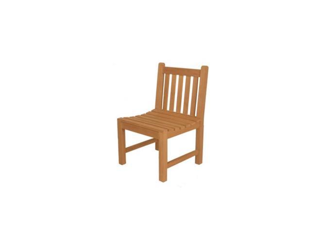 Alida - Chaise en bois