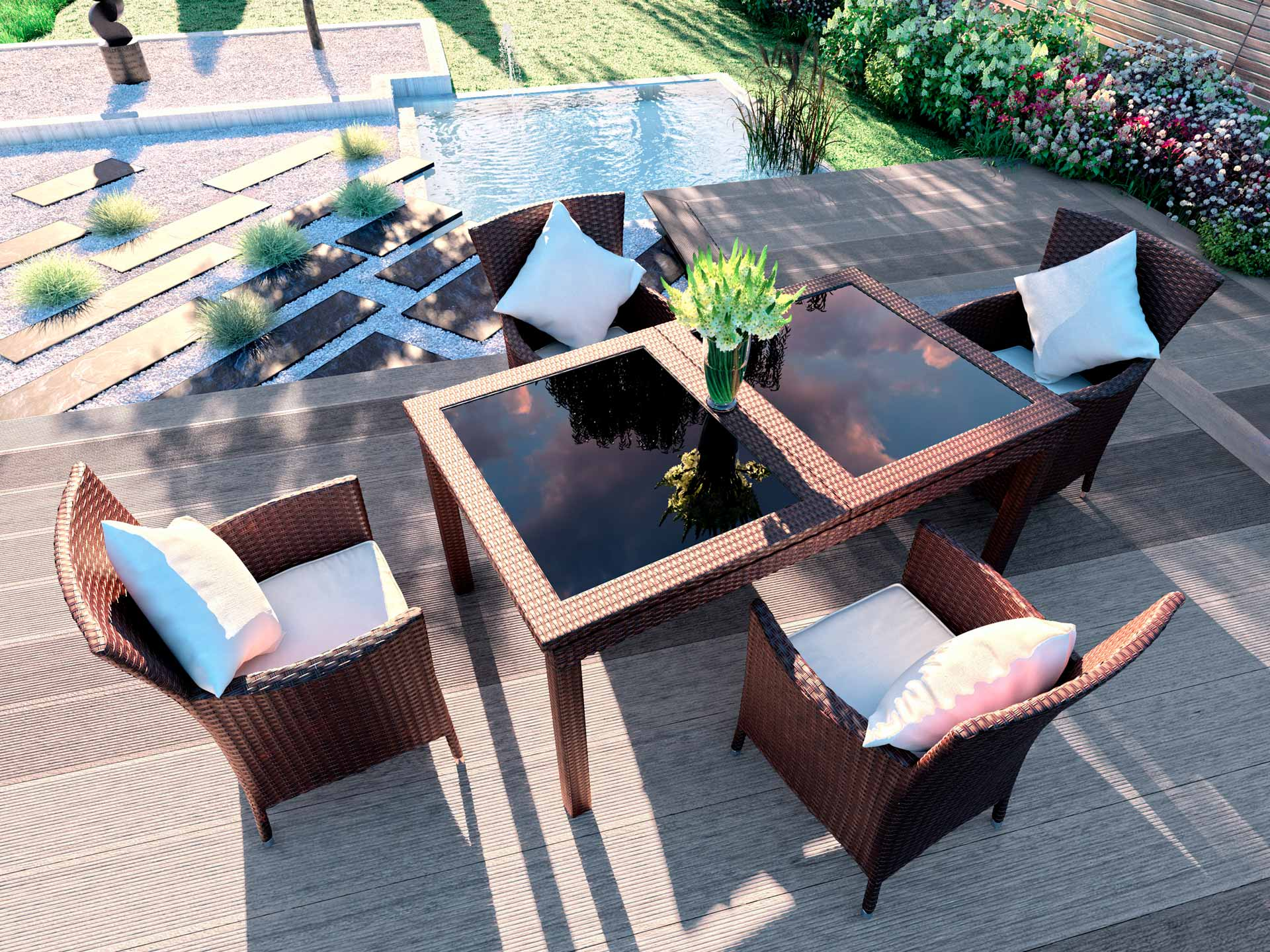 ceresia_m_big Incroyable De Table Et Chaise De Jardin En Resine