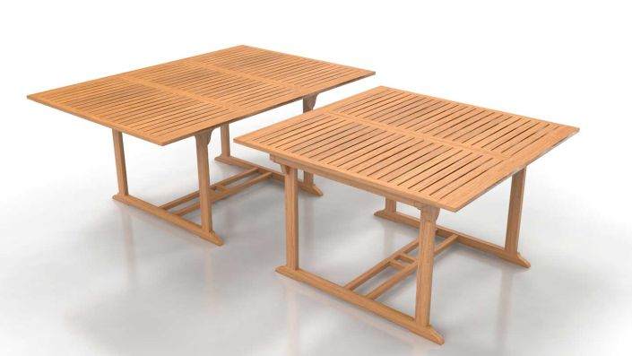 Naomi L - Table extensible