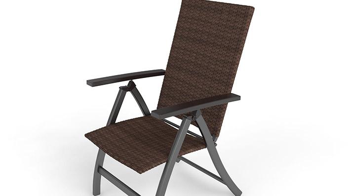 Chaises pliantes (lot de 2) - Chaises pliantes