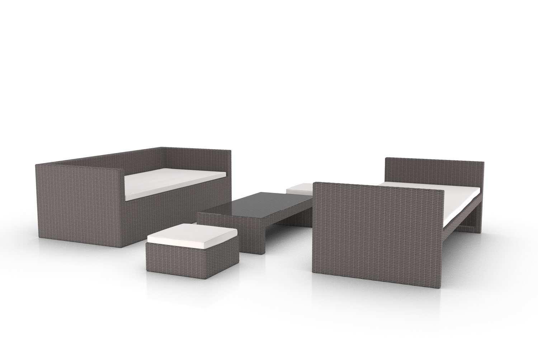 artelia fr salon de jardin en r sine tress e ipomea. Black Bedroom Furniture Sets. Home Design Ideas