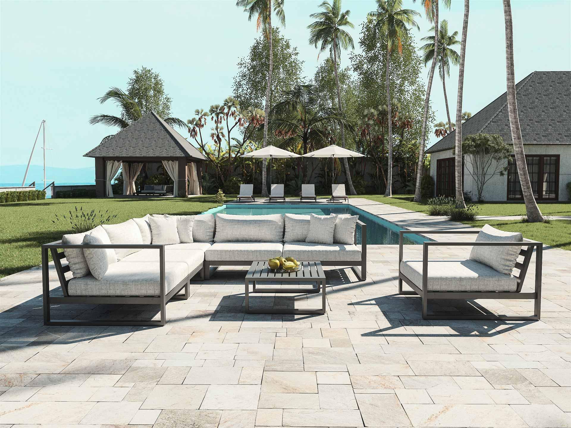 matteo_big Frais De Salon De Jardin Composite Conception