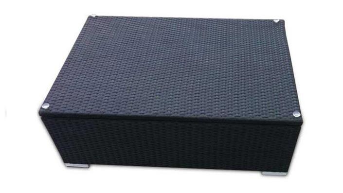 Table basse avec espace rangement EPONA - Table basse avec espace rangement