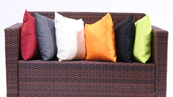 Coussins de décoration - Lot de 2 coussins de décoration